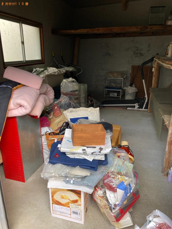 【佐伯市】冷蔵庫、食器棚、婚礼ダンス、布団、小型家電等の回収