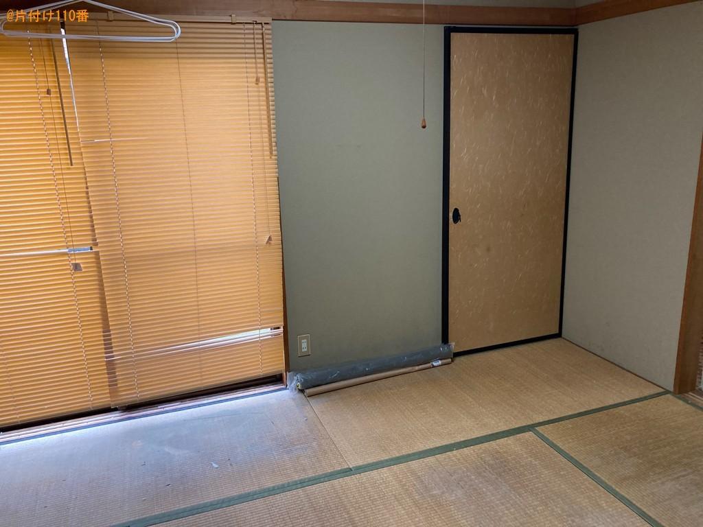 【大分市】食器棚、二人掛けソファー、鏡台、自転車等の回収・処分