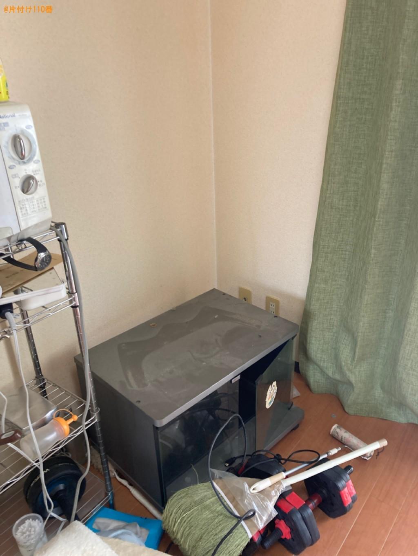 【大分市】冷蔵庫、テレビ、洗濯機の回収・処分ご依頼 お客様の声