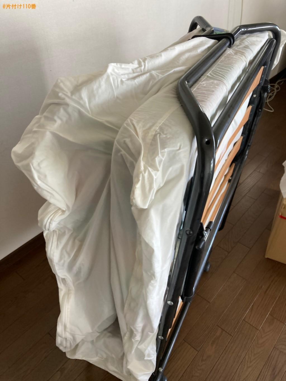 【大分市】本棚、折り畳みベッド、小型家電の回収・処分ご依頼